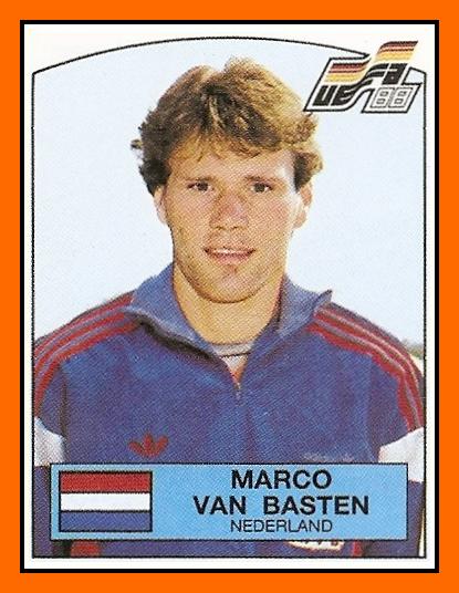 Marco VAN BASTEN 88